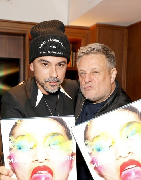 rankin and marco book launch